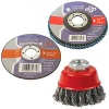 Abrasive Discs and Wire Cup Brushes