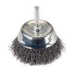 Rotary Stainless Steel Wire Cup Wire Brush