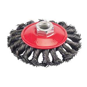 Steel Twist Knot Wire Brush